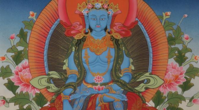 Medicine Buddha female