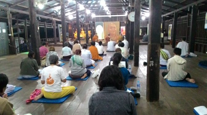 Healing Experiences of Vipassanā Practitioners in Contemporary China